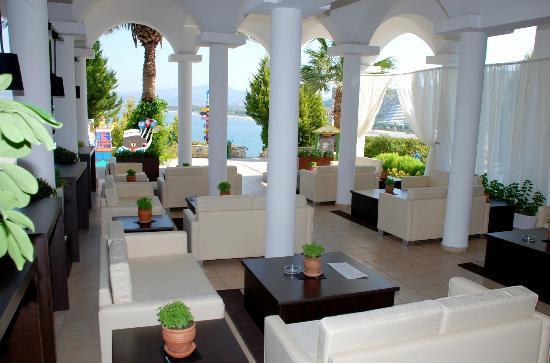 Ephesus Princess: Poolside Lounge