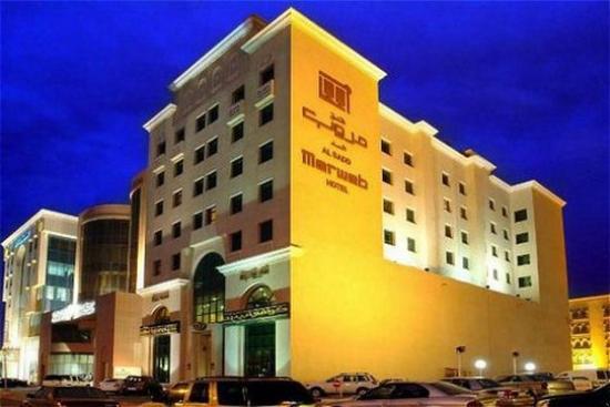 Merwebhotel Al Sadd Doha: Exterior