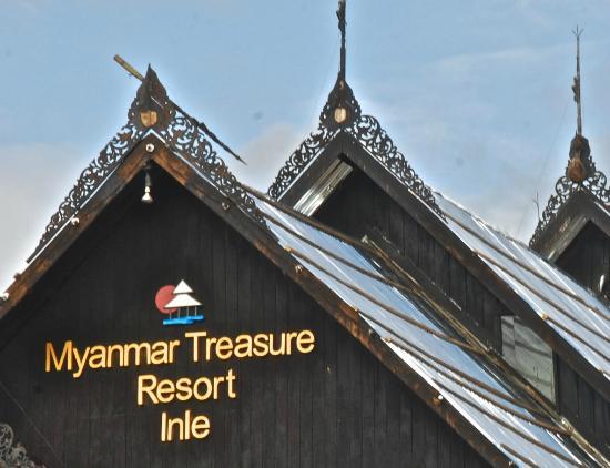 Myanmar Treasure Inle Lake: Myanmar Treasure Resort Inle Lake