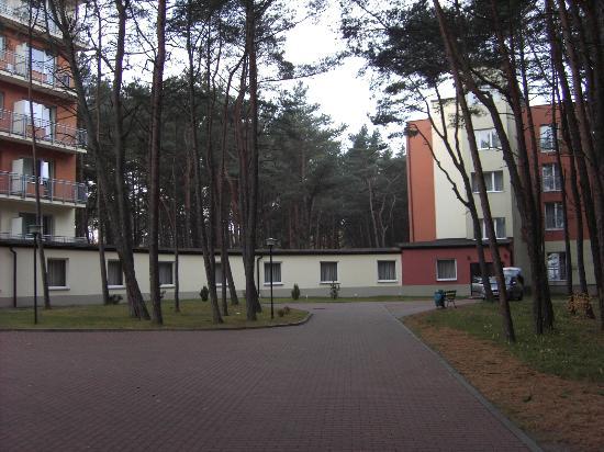 Millennium Spa: Hotelanlage