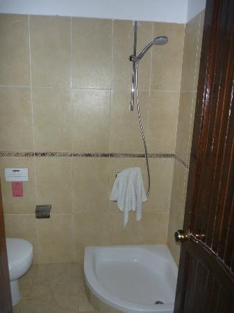 Blue Beach Club:  salle de bain