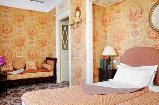 โรงแรมเดส์ กรองด์ ฮอมเมส: Comfort