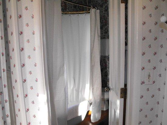 Bath Street Inn: bagno