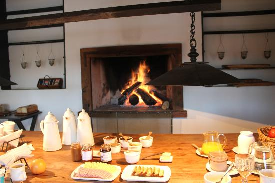 Dos Lunas Horse Riding Lodge: Breakfast