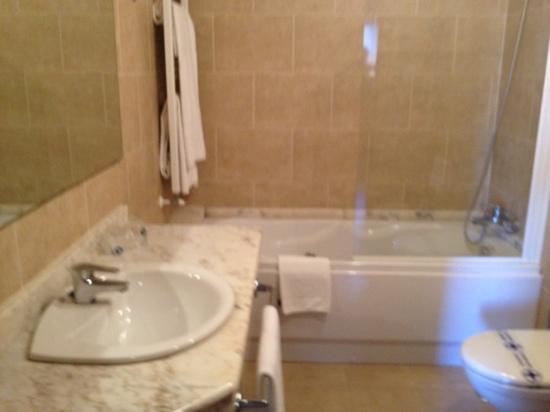 Norena, Spain: baño