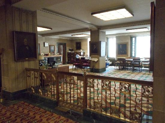 Buffalo City Hall: Mayor's Office