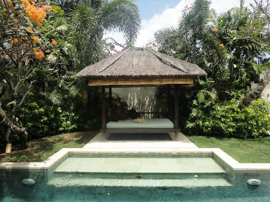 Villa Bali Asri: Villa 6 - The day bed 