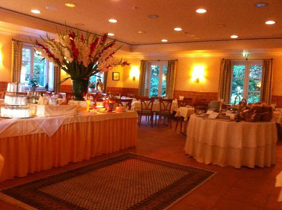 Freisinger Hof Hotel : breakfast room