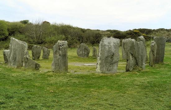 Drombeg Stone Circle: Drombeg Circle