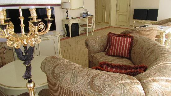 Rimar Hotel: seating area