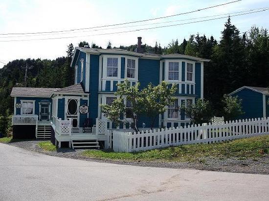 Aunt Edna's Boarding House B&B circa 1900