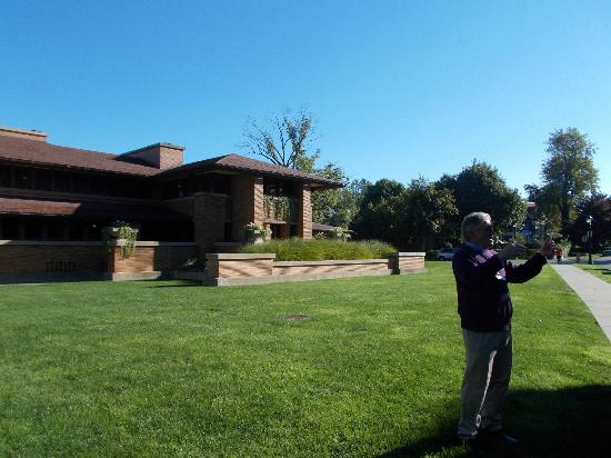 Frank Lloyd Wright's Darwin D. Martin House Complex: Docent and DMHC