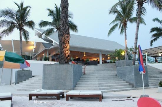 華欣七岩海灘萬怡酒店照片