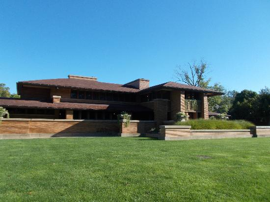 Frank Lloyd Wright's Darwin D. Martin House Complex: DMHC
