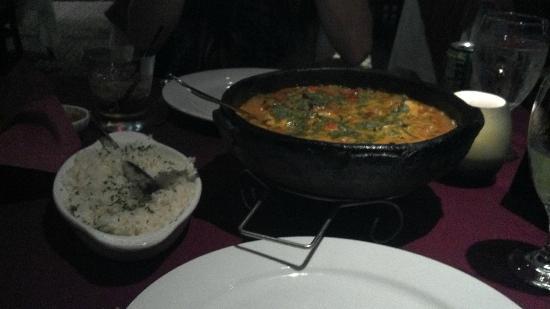 Moqueca Brazilian Cuisine: Mahi-mahi Moqueca