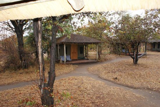 Shindzela Tented Safari Camp: Prima verblijfplaats