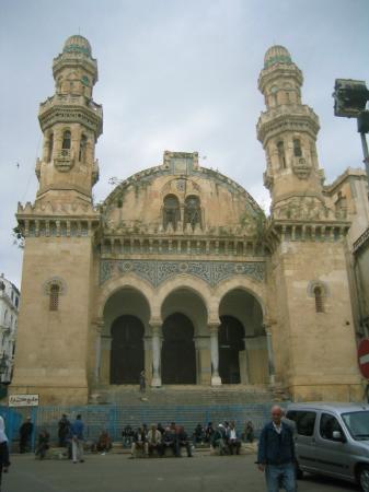 Ketchaoua Mosque : La mosquée Ketchaoua en 2006