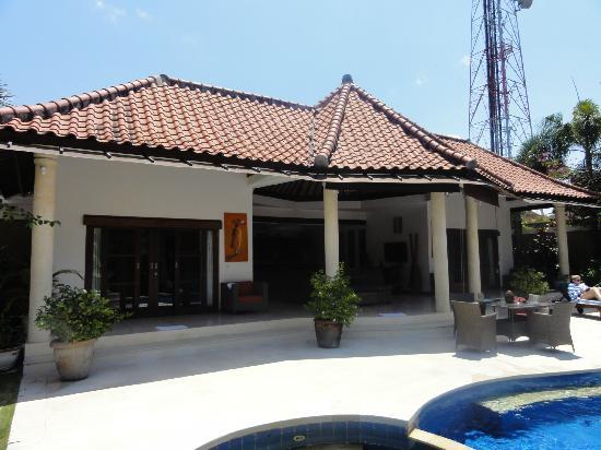 Villa Bugis: Villa Ginger