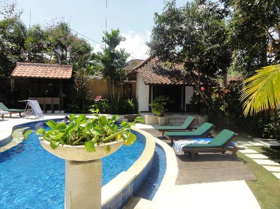Villa Bugis: Villa Ginger - Pool