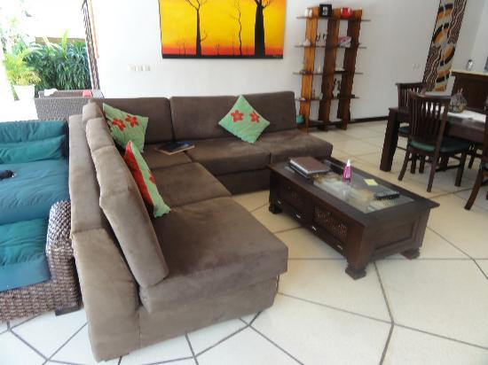 Villa Bugis : Villa Ginger - Lounge