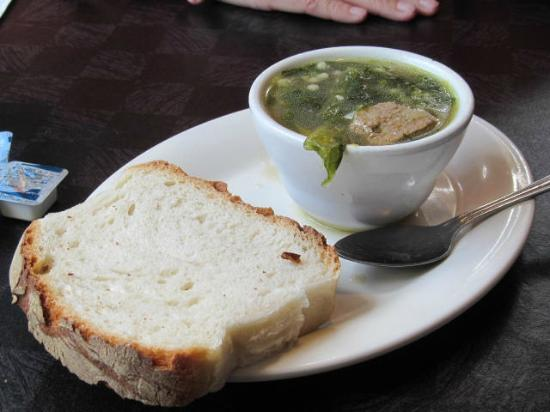 Perreca's Bakery : Italian Wedding Soup