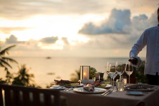 Trisara Phuket: In Villa BBQ