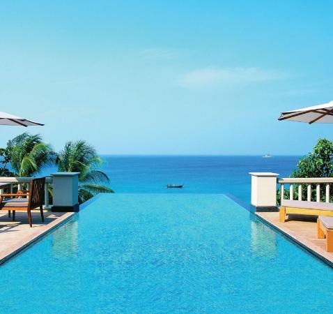 تريسارا فيلاز أند ريزيدنسيز فوكيت: Ocean Pool Villa