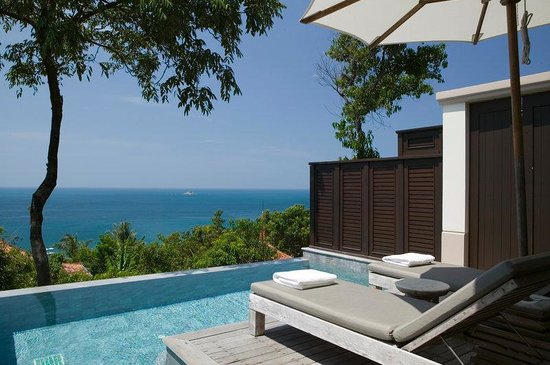 Trisara Phuket: Pool View OPR