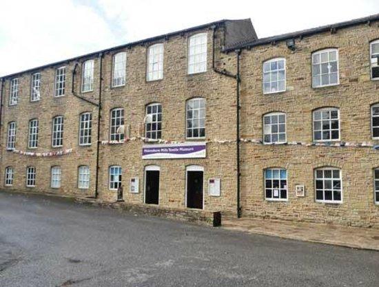 Rossendale, UK: Helmshore Mills Textile Museum