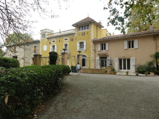 Château de la prade: Chateau de la Prade