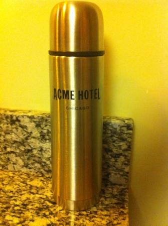 ACME Hotel Company Chicago: morning coffee delivery!