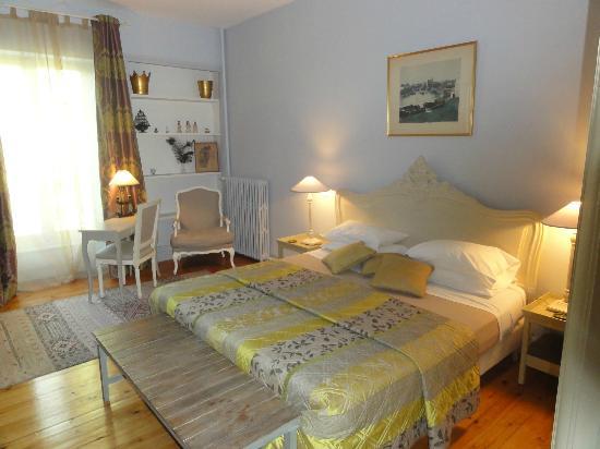 Chateau de la prade: schöne und geschmackvolle Zimmer