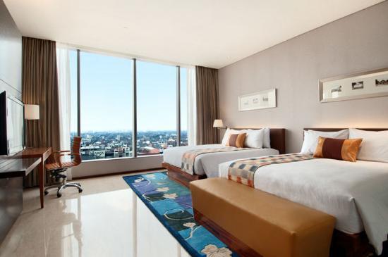 Hilton Bandung: Executive - Queen Room