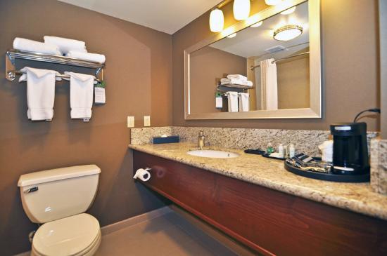 Hotel Med Park: Guest Bathroom