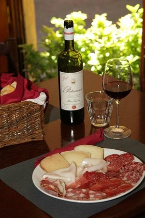 Enoteca Scali: The excellent meal