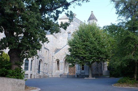 Dourgne, Frankreich: L'église abbatiale