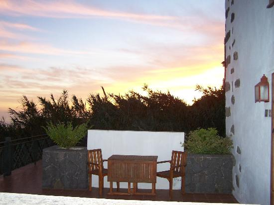 Hotel Rural Casablanca: vue d'une terasse