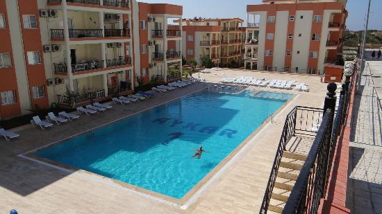 Apollon Holiday Village: phase 1 pool