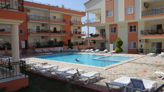 Apollon Holiday Village: phase 2 pool