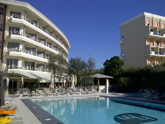 Hotel Mariver: hotel e piscina
