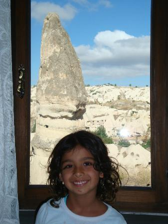 Goreme Suites: View from room