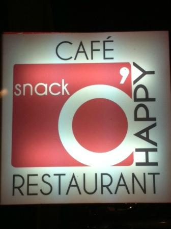 O'happy : The sign