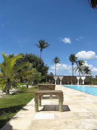Rancho do Peixe: Pool area