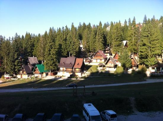 Hotel Blanca Resort & Spa: Zimmerblick