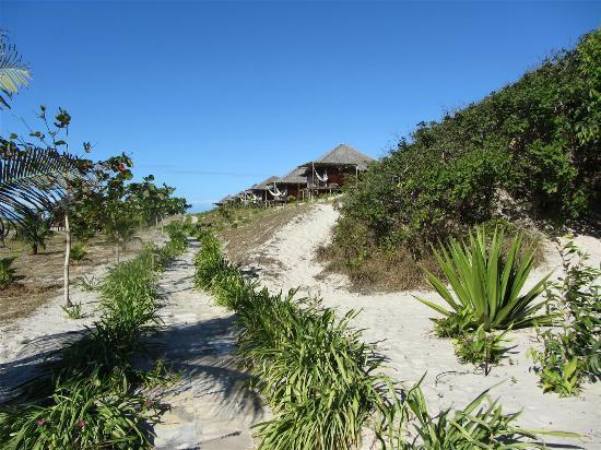 Rancho do Peixe: Beach bungalows