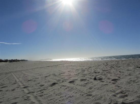 Rancho do Peixe : Beach