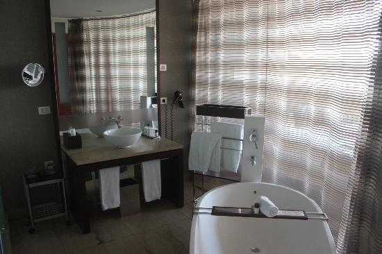 Hotel Miramar Barcelona: Premium Room Bathroom