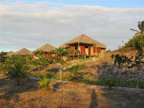 Rancho do Peixe : Beach bungalows