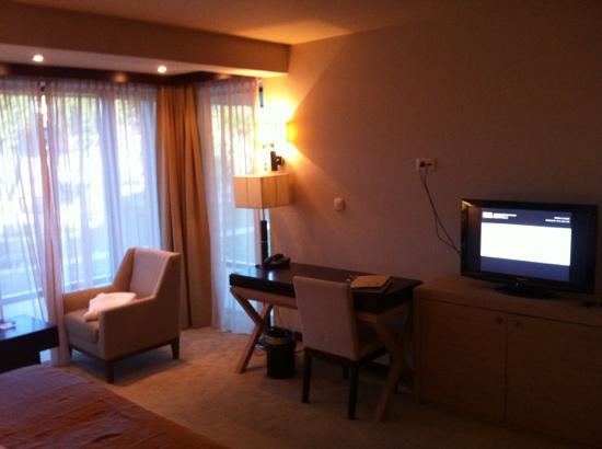 Hotel Blanca Resort & Spa: Zimmereinrichtung