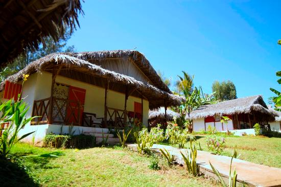 La Merveille: Esterno bungalows